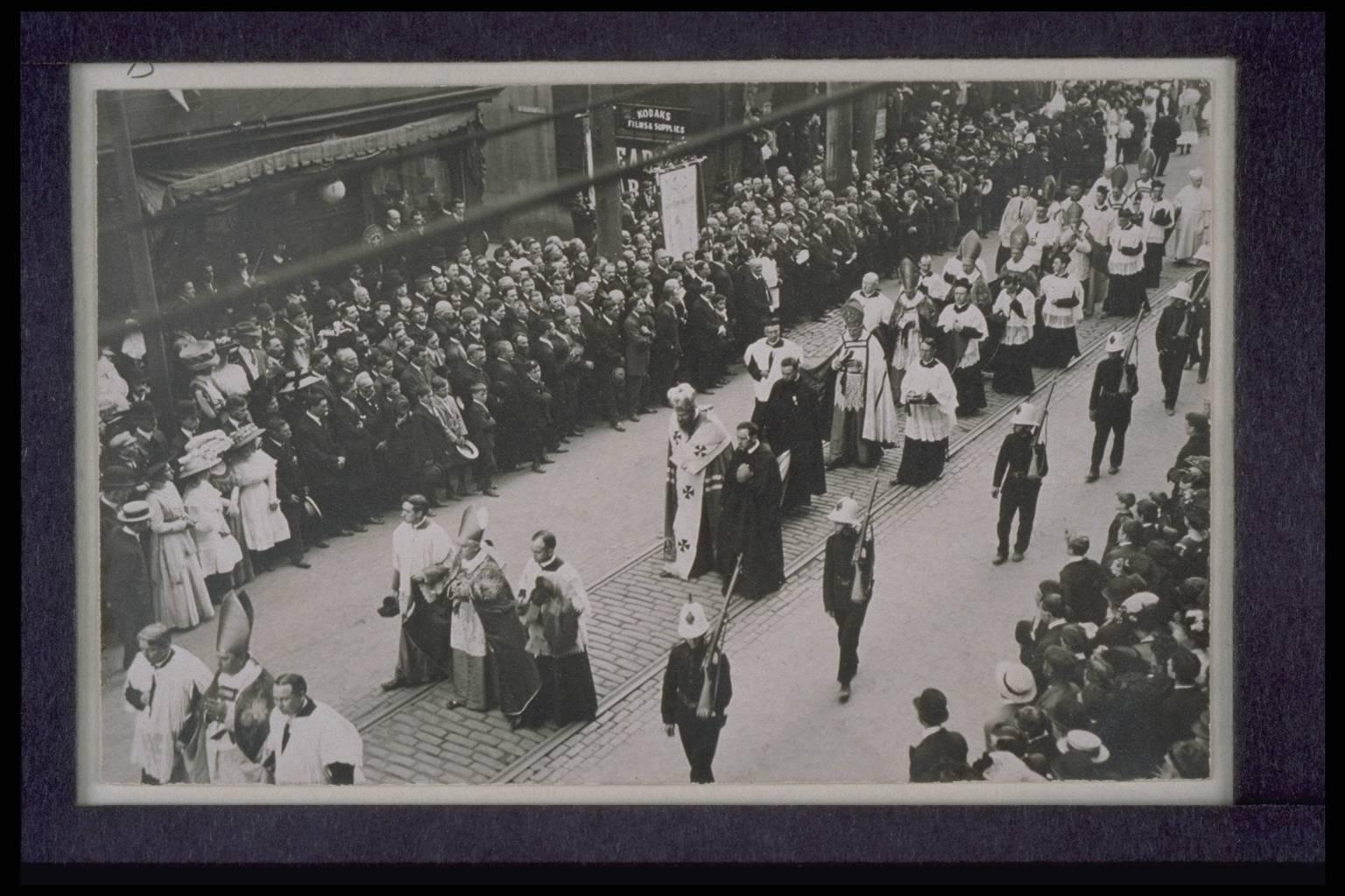 Eucharistic Congress History Eucharistic Congress in